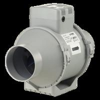 Turbo 100 - канальный вентилятор смешанного типа
