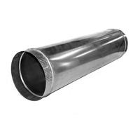 Воздуховоды круглые из нержавеющей стали L=1000 мм