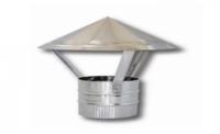 Зонт из оцинкованной стали